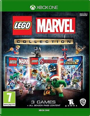LEGO Marvel Collection | Xbox One New