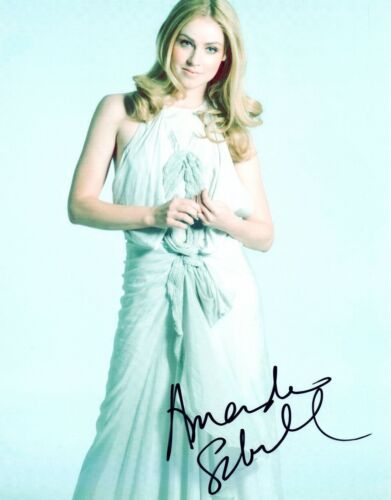 Amanda Schull Signed Autographed 8x10 Photo 12 Monkeys Suits COA VD