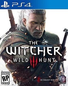 The witcher 3 ps4 échange ou 20$