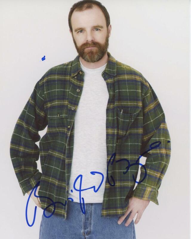 """Brian F. O'Byrne """"Flash Forward"""" AUTOGRAPH Signed 8x10 Photo B"""