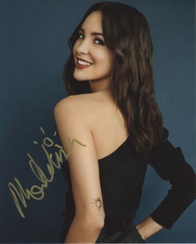 Maddison Jaizani Nancy Drew Autographed Signed 8x10 Photo COA 2019-21