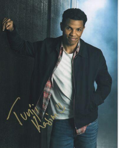 Tunji Kasim Nancy Drew Autographed Signed 8x10 Photo COA 2019-2