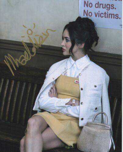 Maddison Jaizani Nancy Drew Autographed Signed 8x10 Photo COA 2019-24