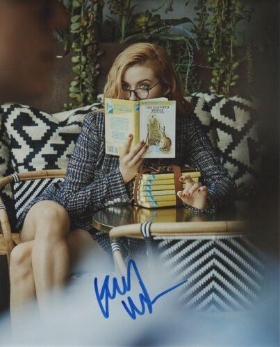 Kennedy McMann Nancy Drew Autographed Signed 8x10 Photo COA 2019-77