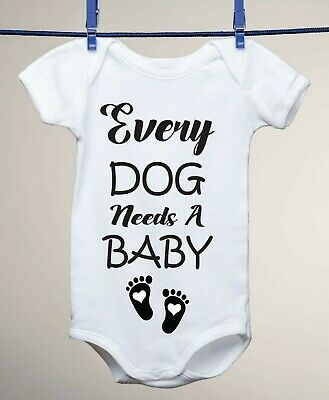 Cute Design on Gerber Onesie Every Dog Needs a Baby Pet Lover Fur Baby Gift Idea - Dog Onesy