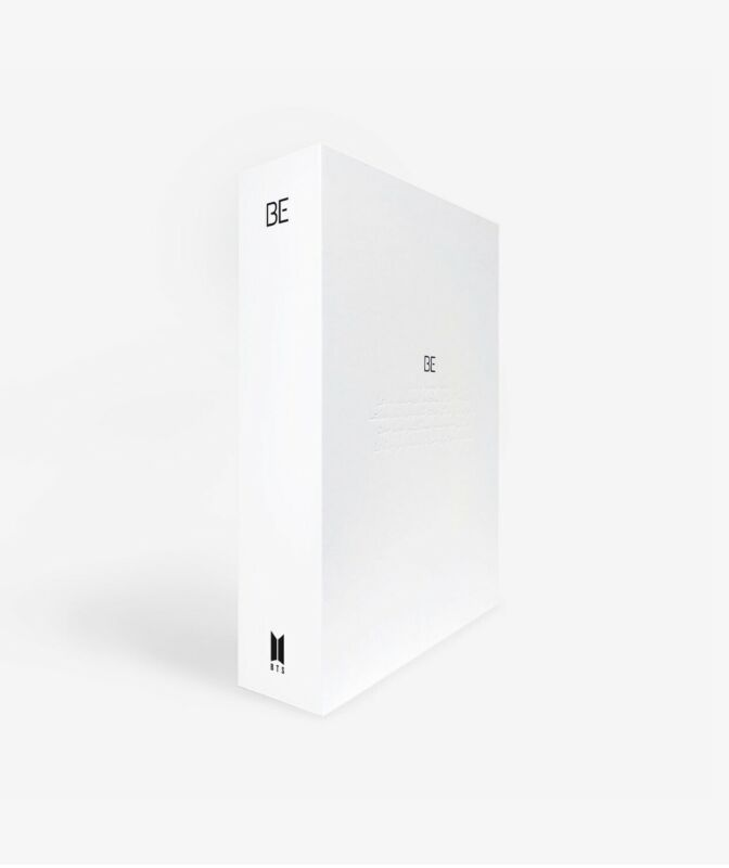 SEALED BTS Official BE Deluxe Edition Album - Mint Condition - All inclusions