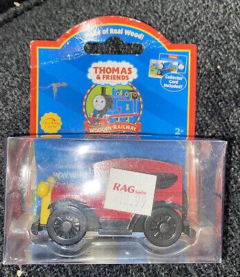 THOMAS & FRIENDS WOODEN RAILWAYS CAROLINE