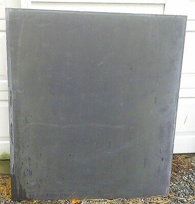 Large Pennsylvania Slate Chalkboard 60+ Years Old School Antiques Blackboard
