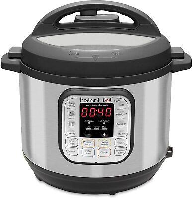 Insta Pot - 7 in 1 Pressure Cooker - IP-DUO80-V2