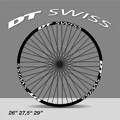 Orange Ecoshirt FY-X6ML-RG0U Wheel Stickers DT Swiss Splive 1900 29 Am16