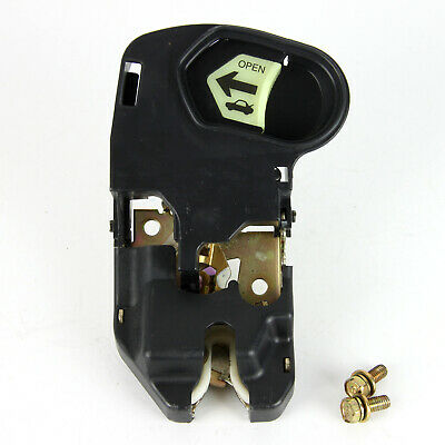 Honda Civic Hybrid Trunk (2001 - 2005 Honda Civic Trunk Latch Lock Lid Handle Assembly 74851-S5A-A02  )