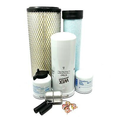 Cfkit Filter Kit Forcase 420 420ct Compact Skid Steer W422tm2engine