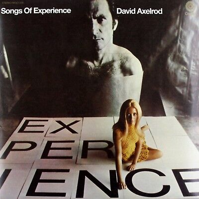 David Axelrod Songs Of Experience Gatefold Capitol Records New Sealed Vinyl Lp