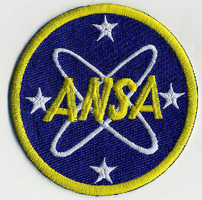 Planet of the Apes ANSA Patch [Heston version] - Fully Embroidered