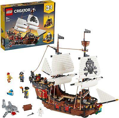 Lego Creator 31109 - Barco Pirata - NUEVO