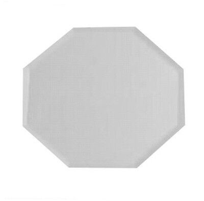"12"" Octagon Table Center Piece Wedding Mirrors (Set of 6)"
