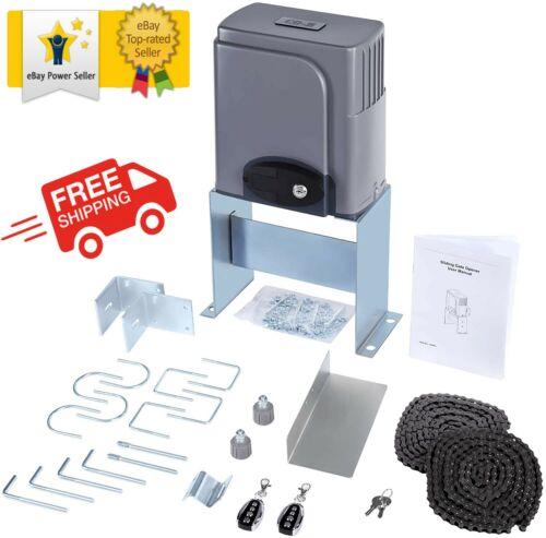 ✅ CO-Z Automatic Sliding Gate Opener Hardware Sliding Driveway Security Kit ✅