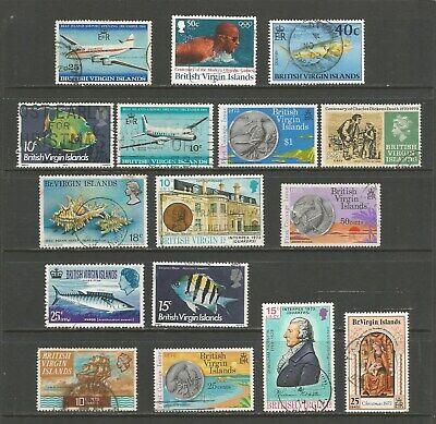 British Virgin Islands used selection
