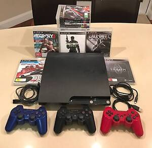 Playstation 3 + Games South Perth South Perth Area Preview