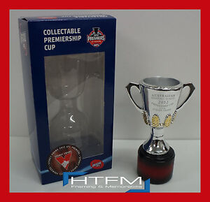 Sydney Swans 2012 Premiers AFL OFFICIAL Premiership Replica Cup GOODES O'KEEFE