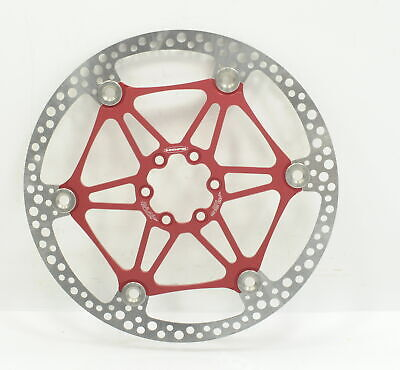 Ultralight Aican Bike Floating Disc Brake Rotor 160mm 75g!