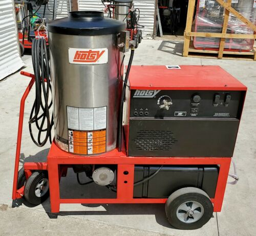 Used/Refurb Hotsy 980ss Electric Hot Water Pressure Washer (SN:100666)