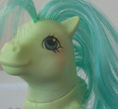 G1 My Little Pony Baby Sea Shimmer Sea Ponies Vintage Hasbro MLP