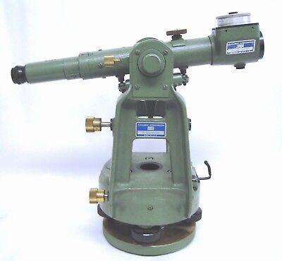 Ke Keuffel Esser 71-1013 Jig Transit 71-1111 Optical Micrometer 71-3250 Level