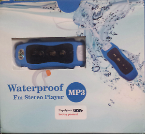 Waterproof mp3 player South Granville Parramatta Area Preview