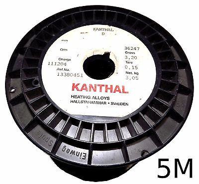 Kanthal Flat Ribbon 0.153mm Heating Alloys