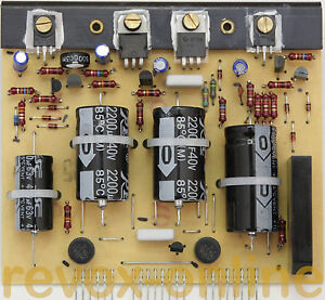 Reparatursatz, Revox B780 Netzteil, 1.166.210  Neuware