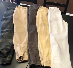 """Stock the Closet American Eagle  Famous """"Joggers"""" (Lot of 5)"""