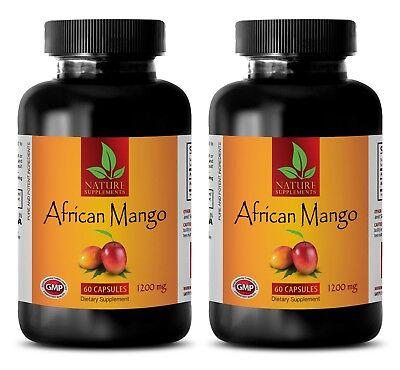 African Mango Lean avec le Pamplemousse en Poudre - Brûleur de Graisse - 2BOITES