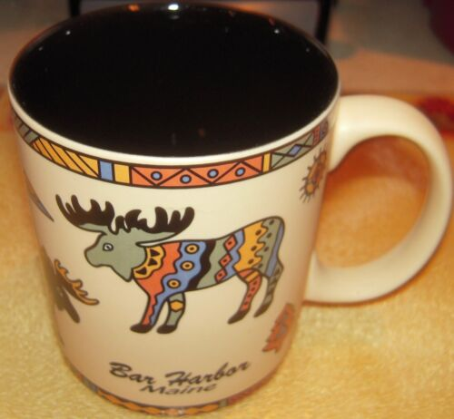 BAR HARBOR MAINE Coffee Cup/Mug Wrap Around Graphics