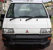 2009 Mitsubishi Express Van SWB MY09 Manual Stock #18104 Lota Brisbane South East Preview