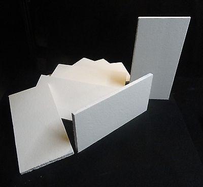 Taofibre Thermal Insulation Board 2300 F Grade 12 X 6 X 12 Thick No. 351