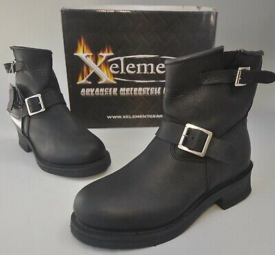 Xelement Boots, Size 8, Engineer Style, NIB