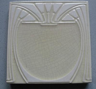 TOP Peter Behrens Villeroy Boch Jugendstil Fliese Kachel art nouveau tile tegel