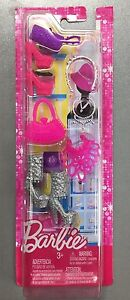 Barbie Fashionistas Accessories Pack .  X7866