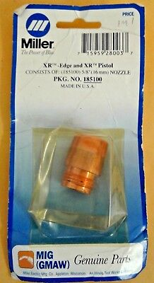 00044 Miller Xr Edge And Xr Pistol Nozzle 185100free Shipping