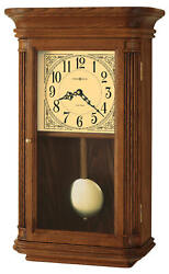 NEW Howard Miller Pennington 625-281 Wall Clock Dual Chime Westminster Ave Maria