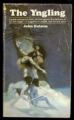 The Yngling By John Dalmas Pyramid T2466 1971 1st PB GGA Jeff Jones Cover SF VG- tweedehands  verschepen naar Netherlands