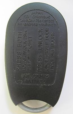 Used Infiniti I30 Keyless Entry Remotes / Fobs for Sale