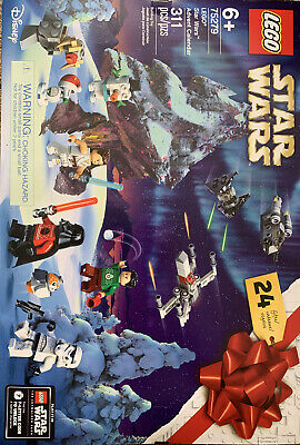 2020 Lego Star Wars Advent Calender 75279 Christmas Countdown New Ships Today