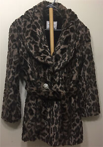"""Totally new"" Fake Fur jacket for women only for $40"