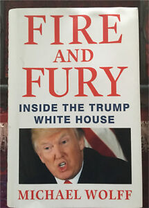 Michael Wolff's  Fire and Fury: Inside the Trump White House