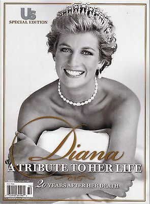 Princess Diana A Tribute To Her Life Us Magazine Special Edition 2017 20 Years