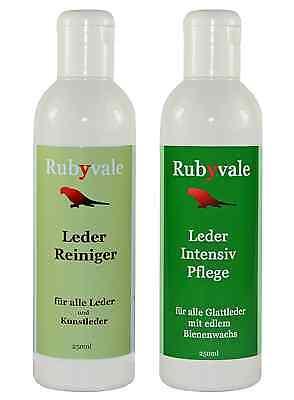 Rubyvale Lederpflege und Lederreiniger Möbel Jacken Schuhe Hut Sättel Autoleder