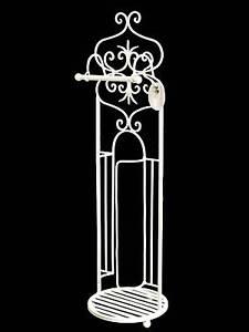 meuble toilette salle de bain etagere porte papier deroule rouleaux toilette wc. Black Bedroom Furniture Sets. Home Design Ideas