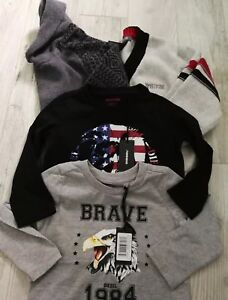 Boys Size 4 Fall/Winter Clothing Lot